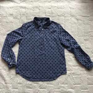 J Crew shirt size M